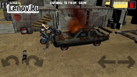 Motorcycle game v 1.0 Мод (Unlocked)