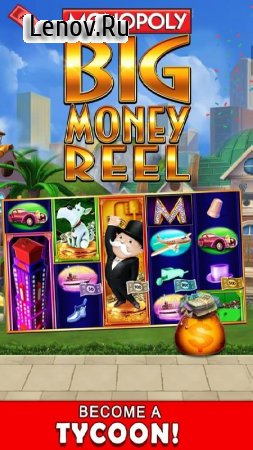 MONOPOLY Slots v 1.16.1 Мод (A lot of coins)