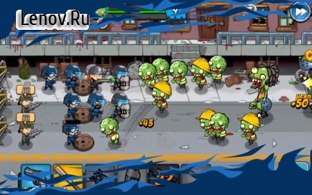 SWAT and Zombies Season 2 v 1.2.6 (Mod Money)