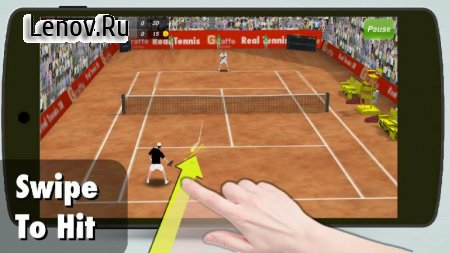 Tennis Champion 3D v 2.1 (Mod Money)