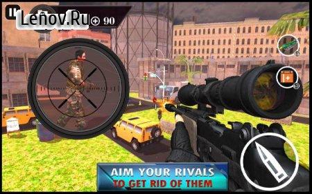 Sniper 3d v 1.2 (Mod Money)