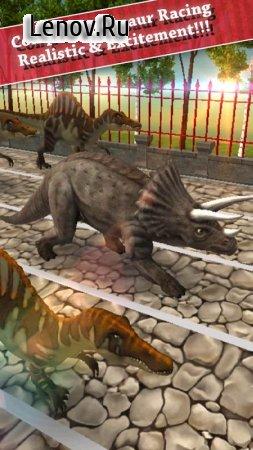 Triceratops Simulator Dinosaur Pet Racing 2017 v 1.0.0 (Mod Money)