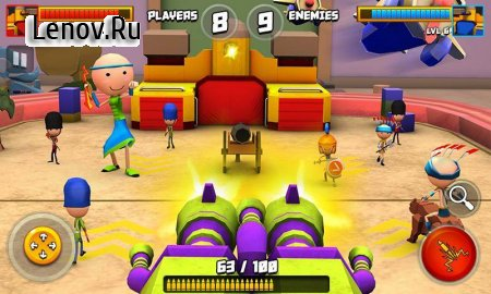 Sultan Warrior : Online Battle 3D v 1.2 (Mod Money)