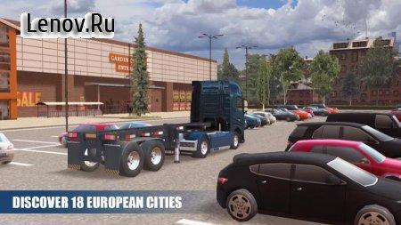 Truck Simulator PRO Europe v 1.2 Мод (много денег)