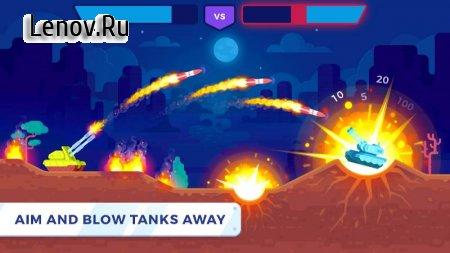 Tank Stars v 1.4.8 (Mod Money/Premium)