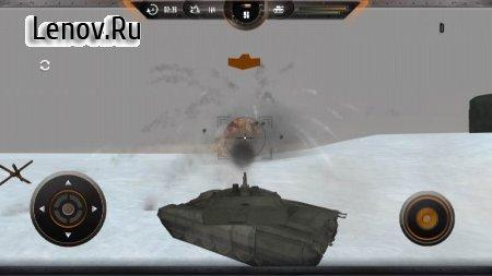 Tank Simulator : Battlefront v 2.0.1 (Mod Money)