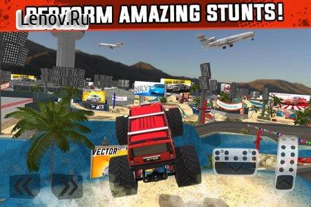 Monster Truck XT Airport Derby v 1.0 (Mod Money)