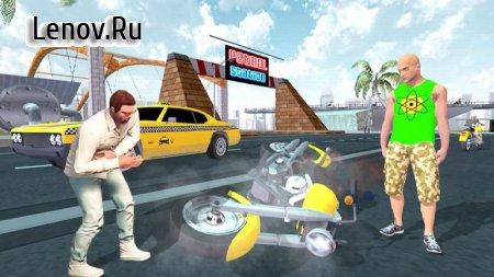 Miami Crime Games - Gangster City Simulator v 5.3 (Mod Money)