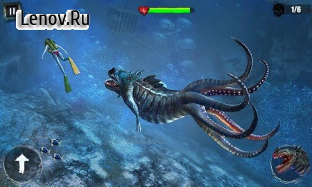 Sea Dragon Simulator v 1.2 Мод (Unlocked)