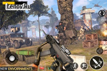 Mountain Assault Shooting Arena v 1.2 (Mod Money)