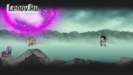 Goku Super Saiyan Dragon Battle v 1.0.0 Мод (Unlimited Coins/ Power)