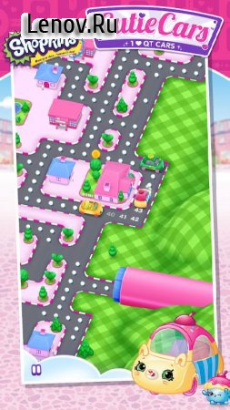 Shopkins: Cutie Cars v 1.1.0 (Mod Money)