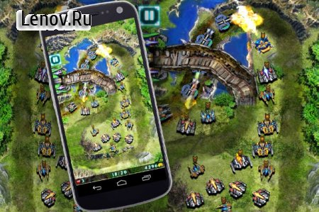 Galaxy Defense (Tower Game) v 1.12 (Mod Money)