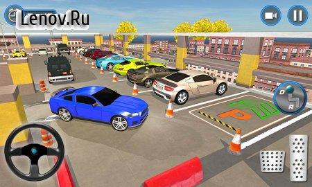 Car parking school 2018: multi-level car v 1.0.1 (Mod Money)