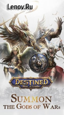 War of Gods:DESTINED v 1.2.1 (God Mode)