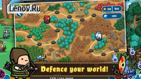 Bow Defence v 1.02 (Mod Money)