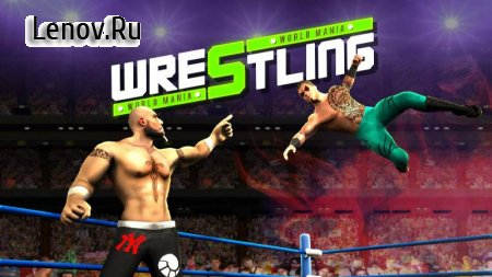 Wrestling World Mania - Wrestlemania Revolution v 1.5 (Mod Money)