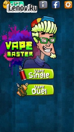 Vape Master v 1.2.1 (Mod Money)