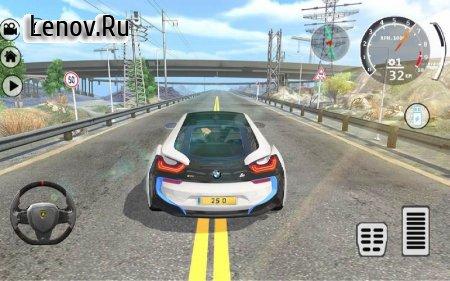 Drift Simulator: i8 Hybrid Sports v 1.0 (Mod Money)