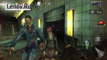 Zombie Killer : The Dead v 1.0.1 (Mod Money)