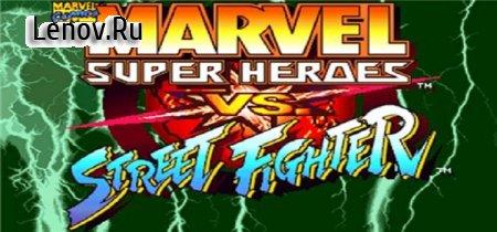 Marvel Super Heroes vs. Street Fighter v 1.0