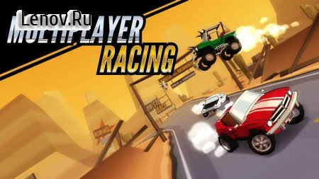 Nonstop Racing: Craft and Race v 0.2 (Mod Money)