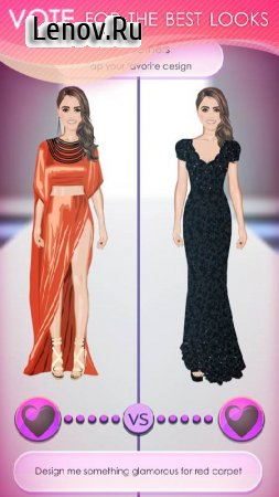 World of Fashion - Dress Up v 1.5.5 Мод (Infinite Cash/Gems)