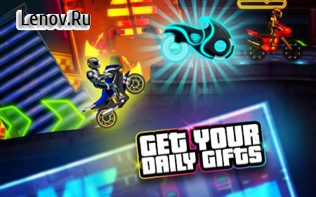 Bike Race: Speed Racer Of Night City v 3.62 (Mod Money)