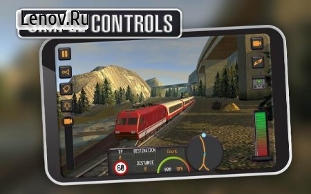 Train Driver 2018 v 1.6 (Mod Money)