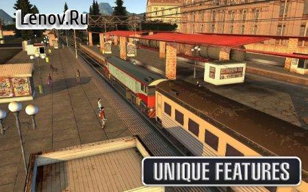 Train Driver 2018 v 1.5.0 (Mod Money)