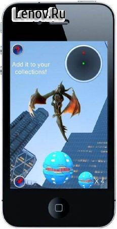 Pocket Dragons Go! v 1.1 Мод (large number of Elf ball)