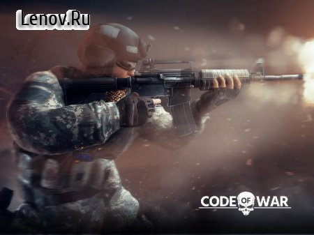 Code Of War v 3.13 Мод (Unlimited XP/Bullets)