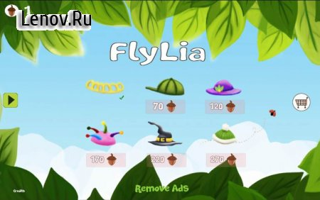 Fly Lia - A Game with a little fairy v 1.1.1 (Mod Money)
