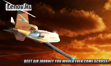 City Airplane Flight Tourist Transport Simulator v 1.7 (Mod Money/Unlocked)
