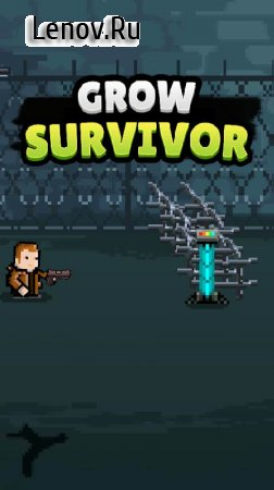 Grow Survivor - Dead Survival v 5.6 Мод (Free Shopping)