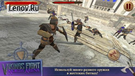 Vikings Fight: North Arena v 2.6.0 (Mod Money)