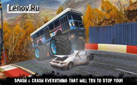 AEN City Bus Stunt Arena 17 v 1.8 (Mod Money)