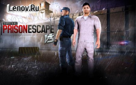 Survival Prison Escape V3 v 1.2 (Mod Money)