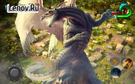 Flying Dragon Simulator 2018 v 1.0.6 (Mod Money)