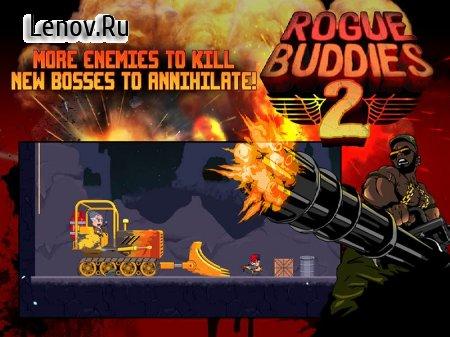 Rogue Buddies 2 v 1.3.1 (Mod Money)