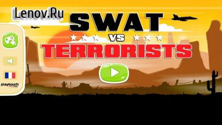 SWAT Force vs TERRORISTS v 2 (Mod Money)