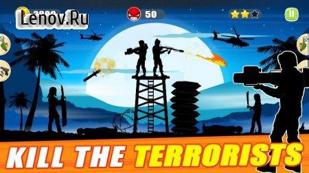 SWAT Force vs TERRORISTS v 2 (Mod Money)