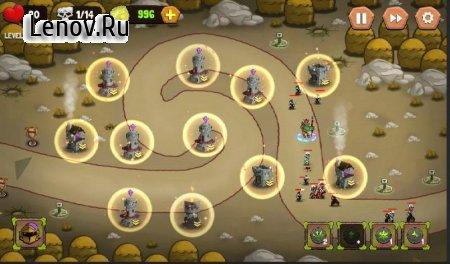 Tower Defense: Freedom Land v 1.0.1 (Mod Money)