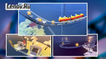 Craft & Ride: Roller Coaster Builder v 1.15 (Mod Money)