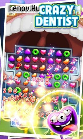 Crazy Dentist - Fun Games v 4.0.0 Мод (Unlimited Energy)