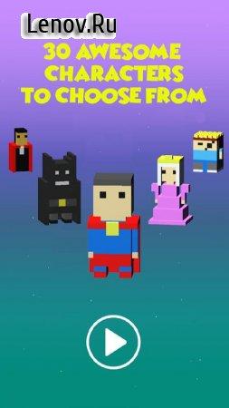 Jump Cube v 1.1 (Mod Money)