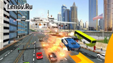 Hollywood Stunts Movie Star (обновлено v 1.8) (Mod Money)