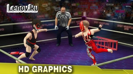Dwarf Wrestling v 1.0.6 (Mod Money)