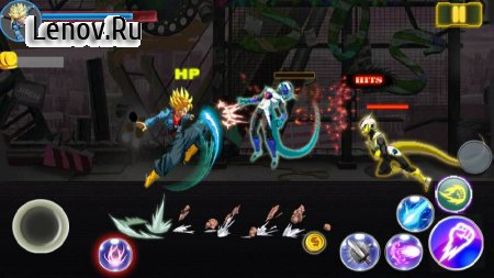 Ultra Goku Super Battle v 1.58 (Mod Money)