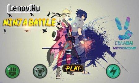 Ninja shinobi Ultimate battle Storm v 1.38 (Mod Money)